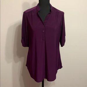 Plum Purple Top